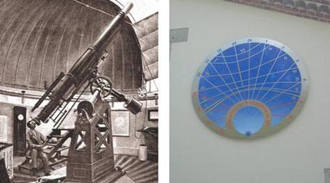 Observatori Català, St. Feliu de Guíxols, i Masia Mariona, Mosqueroles