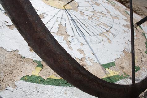 Detall del cercle d'Hiparc