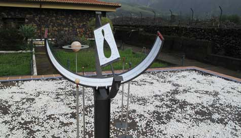 Observatori de Tacande, illa de La Palma
